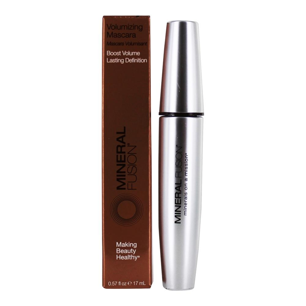 Mineral Fusion - Volumizing Mascara Chestnut - 0.57 oz.