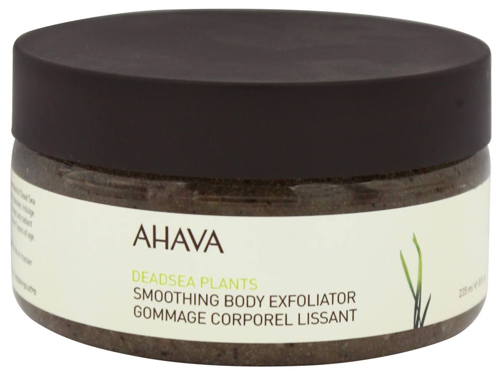 AHAVA - DeadSea Plants Smoothing Body Exfoliator - 8 oz.