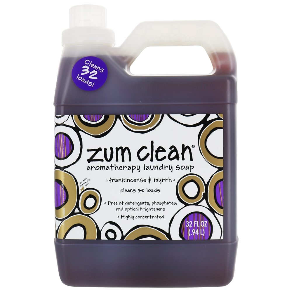 Buy Indigo Wild Zum Clean Aromatherapy Laundry Soap