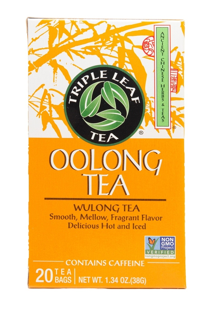 Triple Leaf Tea - Oolong Tea - 20 Tea Bags