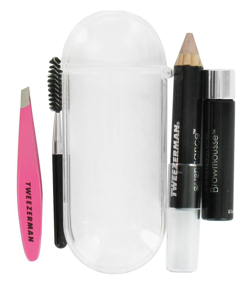 Tweezerman - Mini Brow Rescue Kit