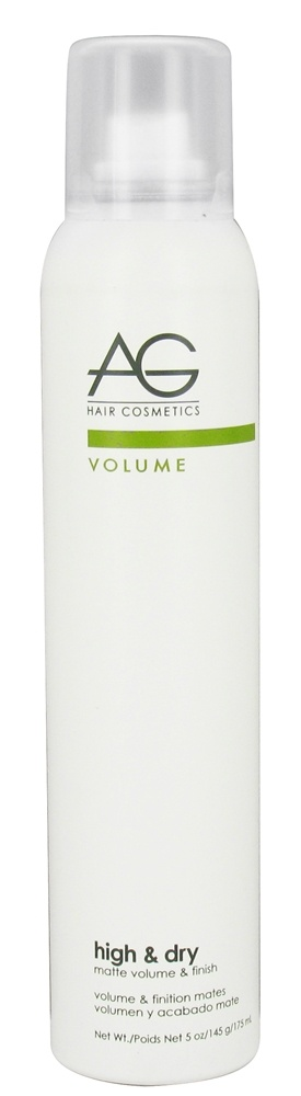 AG Hair - Volume High & Dry Matte Volume & Finish Hair Spray - 5 oz.