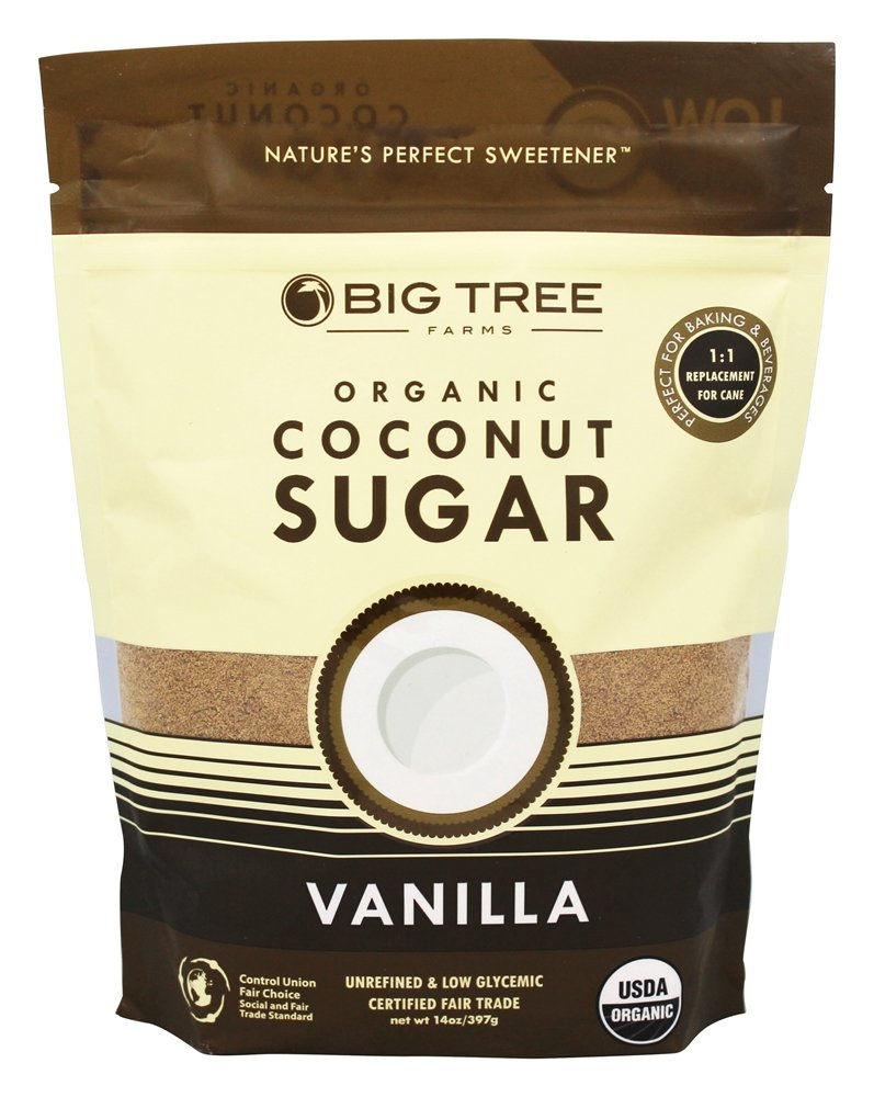 Big Tree Farms - Organic Coconut Sugar Vanilla - 14 oz.