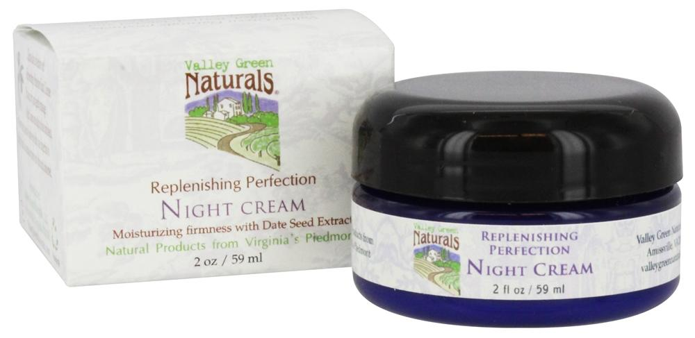 Valley Green Naturals - Replenishing Perfection Night Cream - 2 oz.