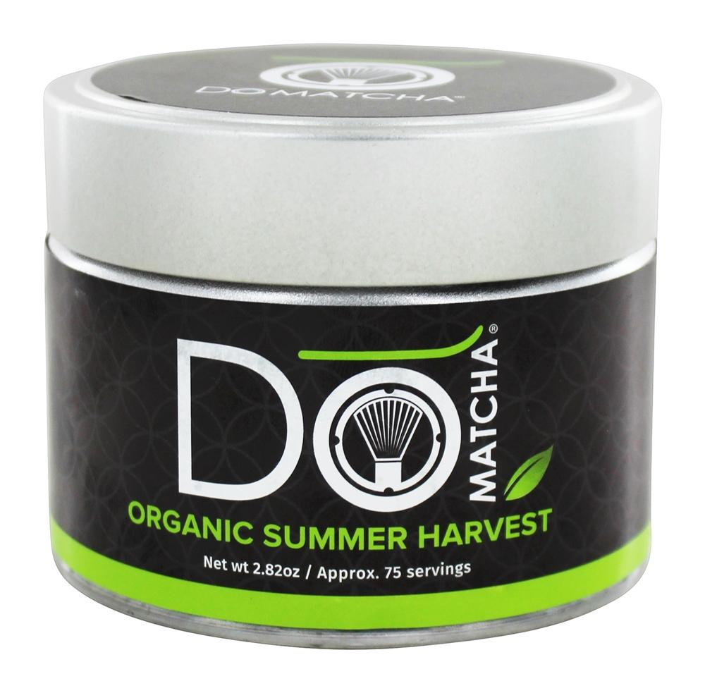 DoMatcha - 2nd Harvest Matcha Ancient Japanese Green Tea Organic - 2.82 oz.