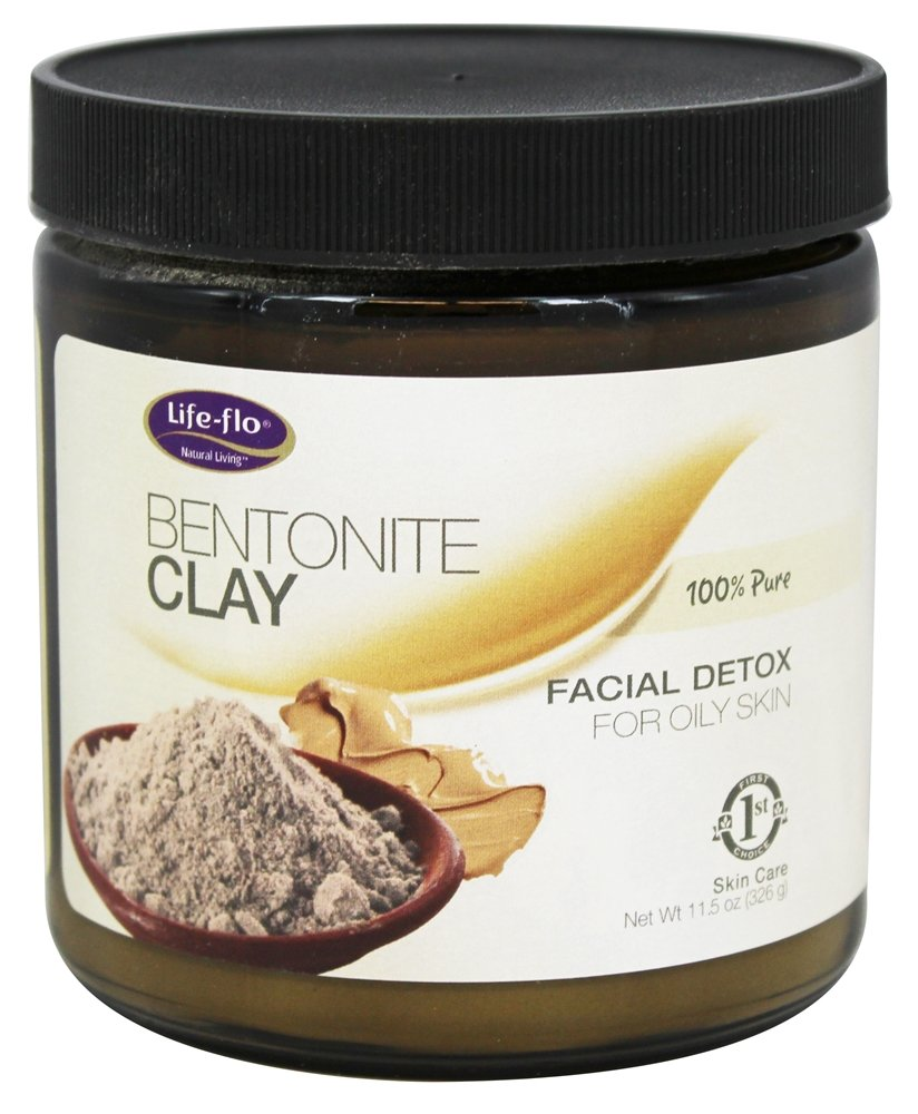 Life-Flo - Bentonite Clay - 11.5 oz.