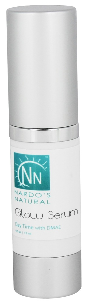 Nardo's Natural - Day Time Glow Serum with DMAE - 0.5 oz.