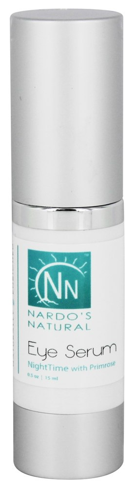 Nardo's Natural - NightTime Eye Serum - 0.5 oz.