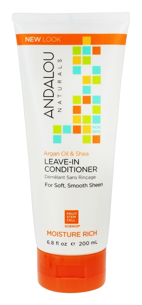 Andalou Naturals - Moisture Rich Leave-In Conditioner - 6.8 oz.