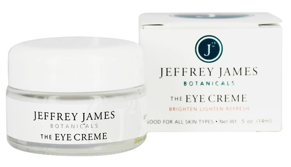 Jeffrey James Botanicals - The Eye Creme - 0.5 oz.