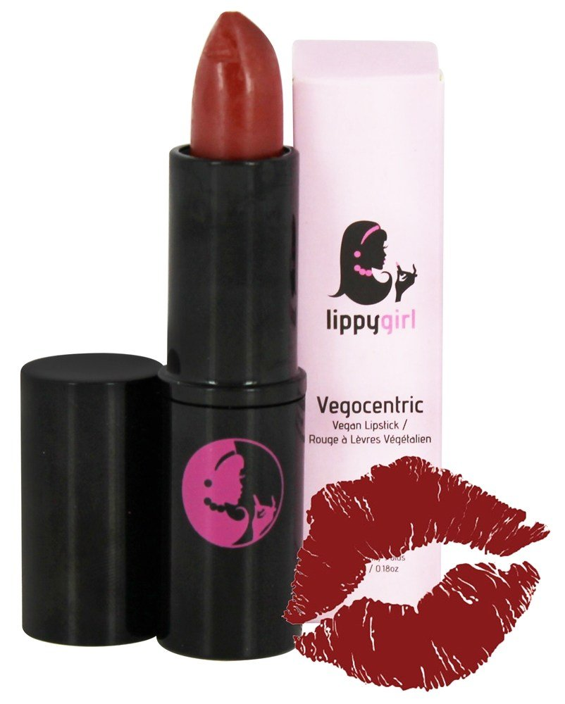 Lippy Girl - Vegocentric Organic Vegan Lipstick Boss Lady - 5 Grams