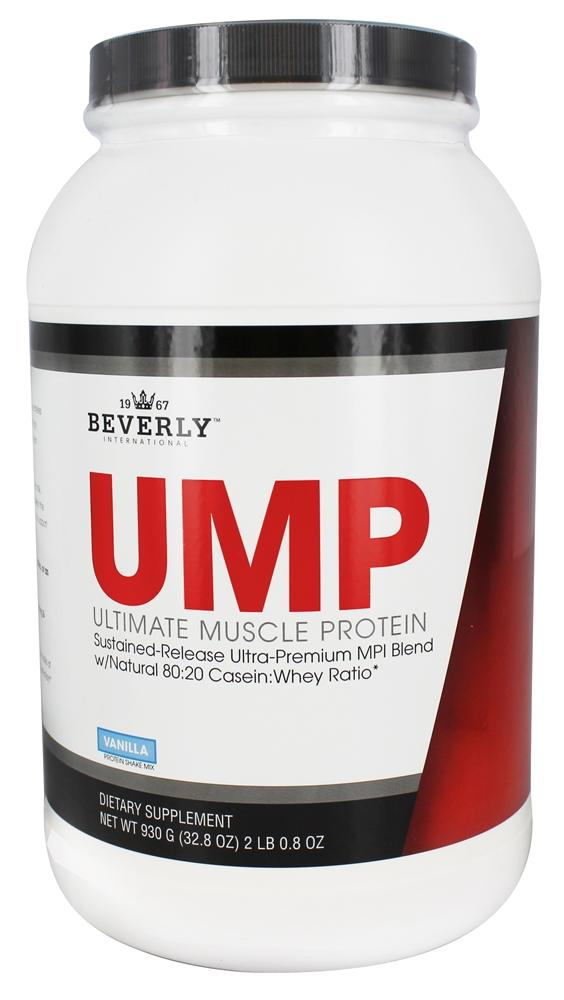Beverly International - Ultimate Muscle Protein Vanilla - 2.8 lbs.