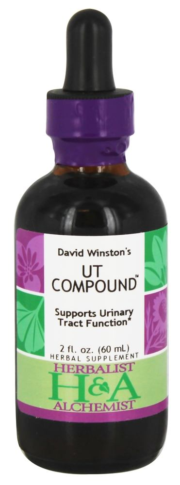 Herbalist & Alchemist - Urinary Tract Compound - 2 oz.