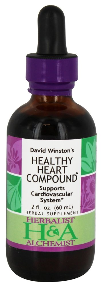 Herbalist & Alchemist - Healthy Heart Compound - 2 oz.