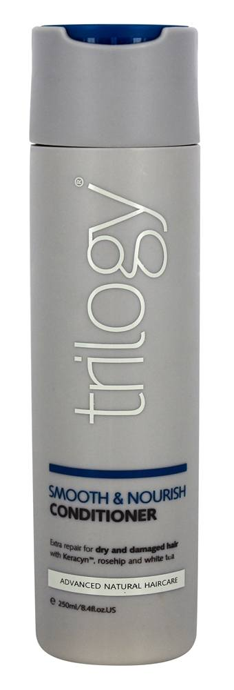 Trilogy - Smooth & Nourish Conditioner - 8.4 oz.