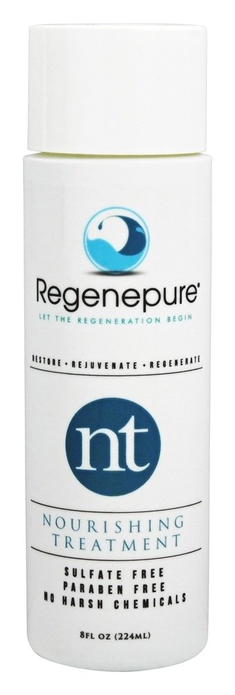Regenepure - NT Nourishing Treatment Shampoo - 8 oz.