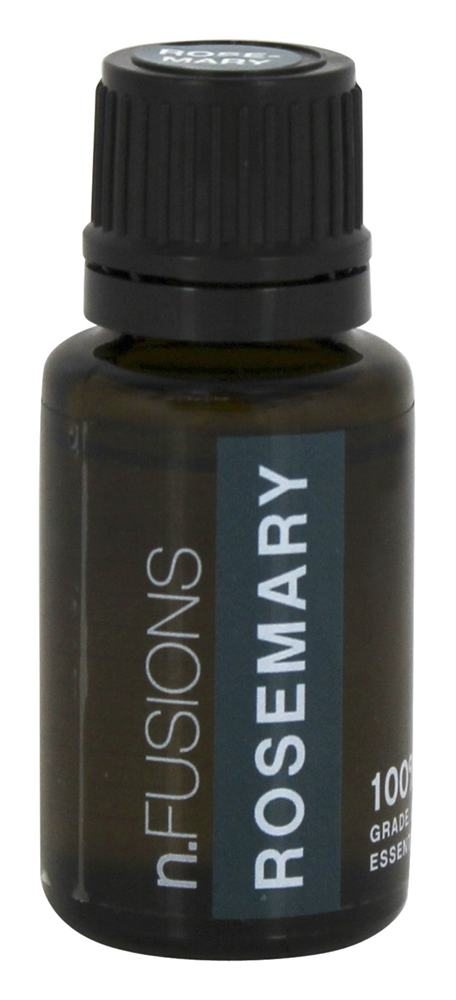 Nature's Fusions - Rosemary Therapeutic Essential Oil - 15 ml.