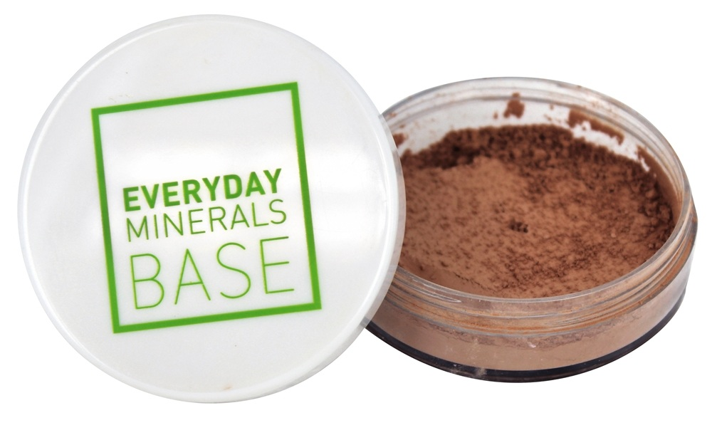 Everyday Minerals - Matte Base Rosy Almond - 0.17 oz.