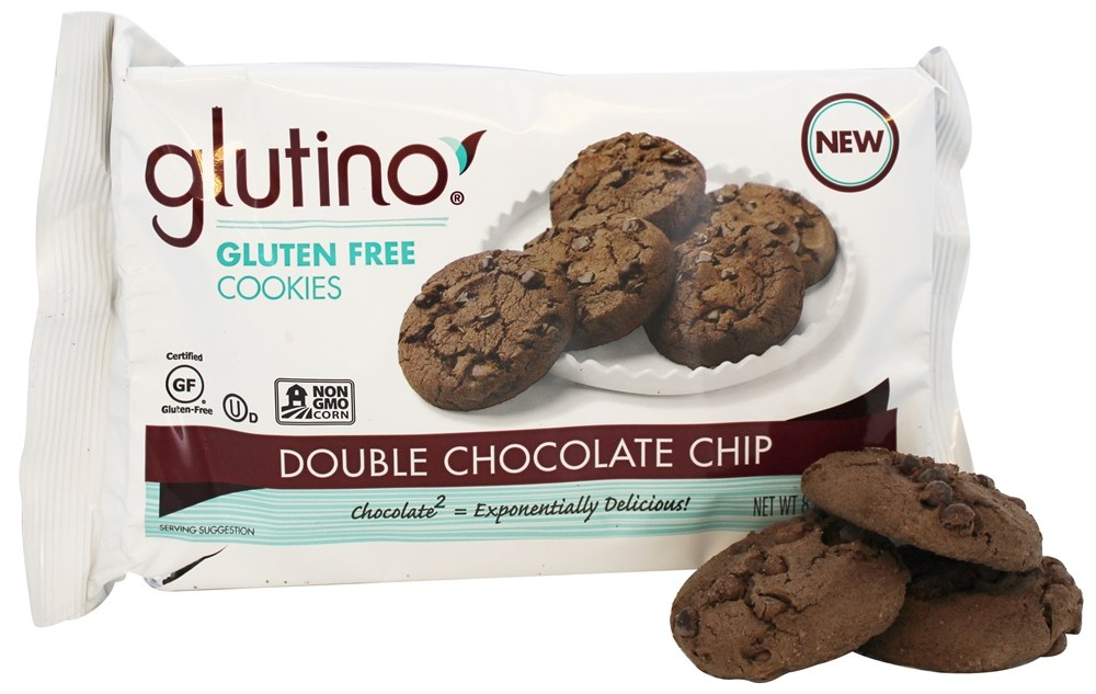 Glutino - Gluten Free Cookies Double Chocolate Chip - 8.6 oz.