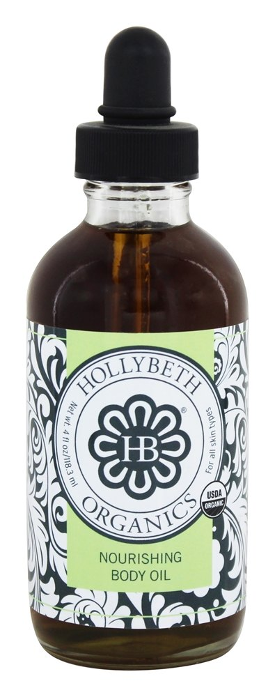 HollyBeth Organics - Nourishing Body Oil - 4 oz.