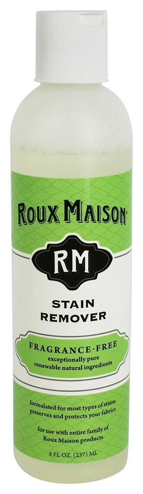 Roux Maison - Natural Stain Remover Fragrance Free - 8 oz.