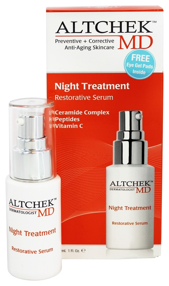 Altchek MD - Night Treatment Restorative Serum - 1 oz.