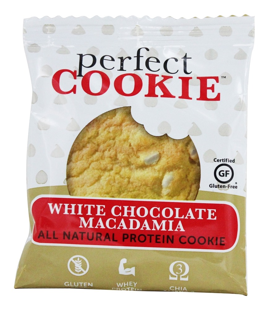 Boundless Nutrition - Perfect Cookie White Chocolate Macadamia - 1.41 oz.