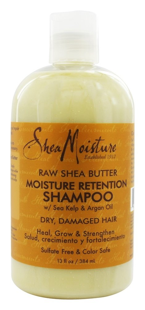 Shea Moisture - Raw Shea Butter Moisture Retention Shampoo - 13 oz.