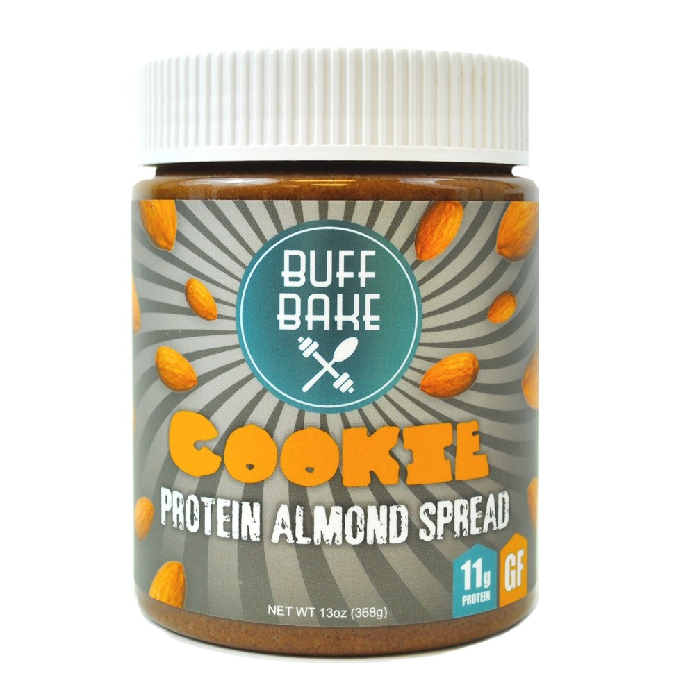 Buff Bake - Protein Almond Spread Cookie 368 g. - 13 oz.