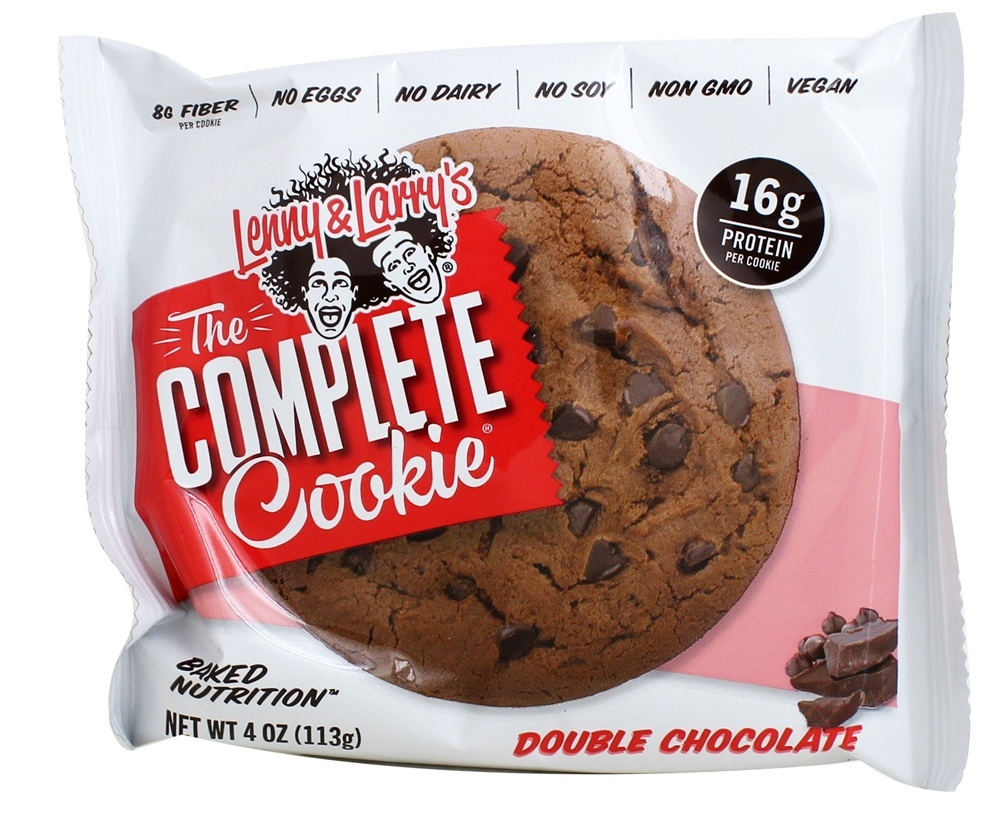 Lenny & Larry's - The Complete Cookie Double Chocolate - 4 oz.