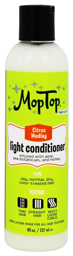 MopTop - Light Conditioner Citrus Medley - 8 oz.