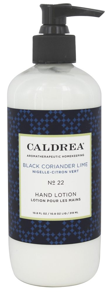 Caldrea - Hand Lotion Black Coriander Lime - 10.8 oz.