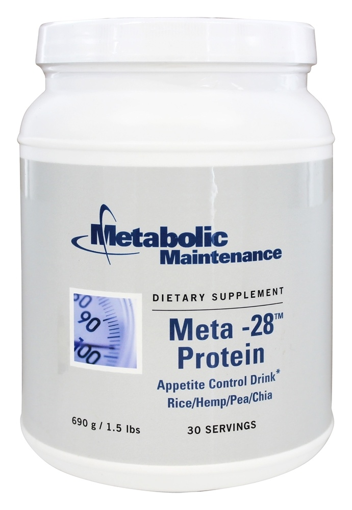 Metabolic Maintenance - Meta -28 Protein - 690 Grams