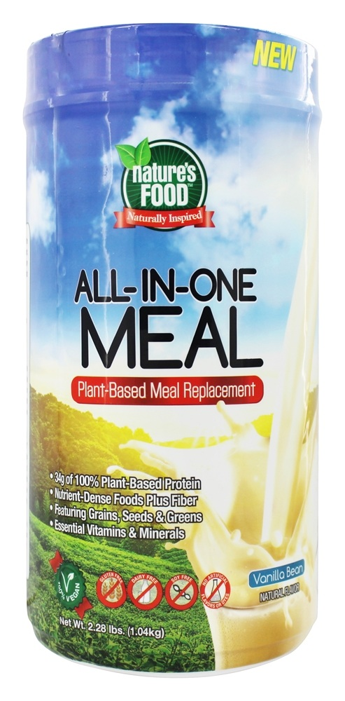 Nature S Food All In One Meal Reviews