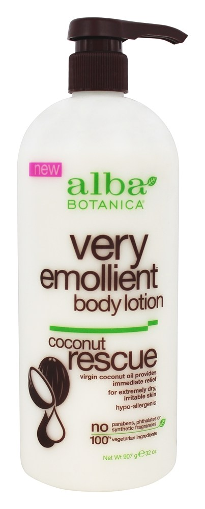 Alba Botanica - Very Emollient Body Lotion - 32 oz.