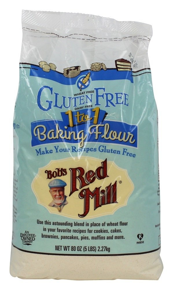 Bob's Red Mill - Gluten Free 1 to 1 Baking Flour - 5 lbs.