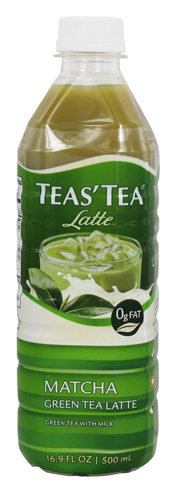 Tea's Tea - Matcha Green Tea Latte - 16.9 oz.