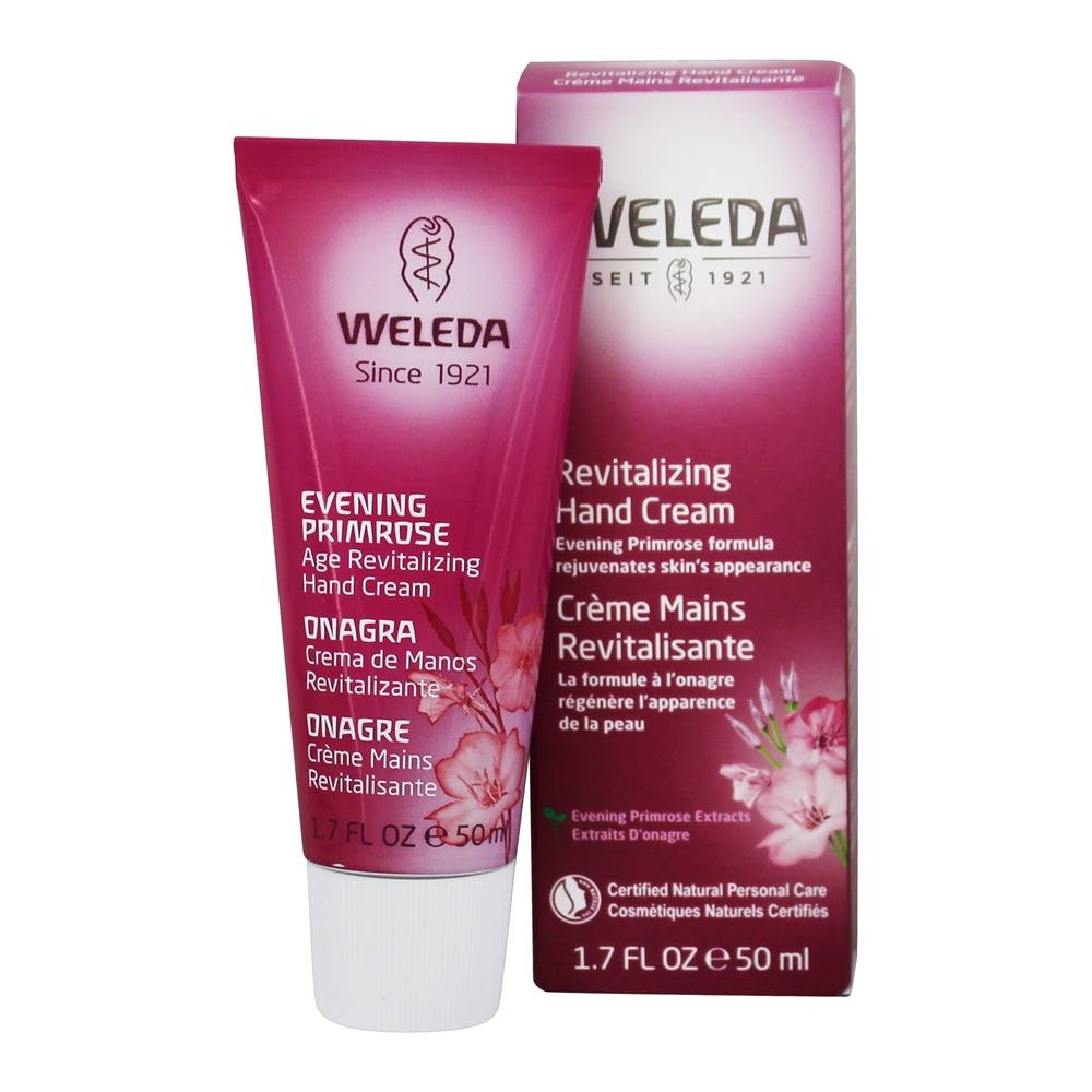 Weleda - Evening Primrose Age Revitalizing Hand Cream - 1.7 oz.