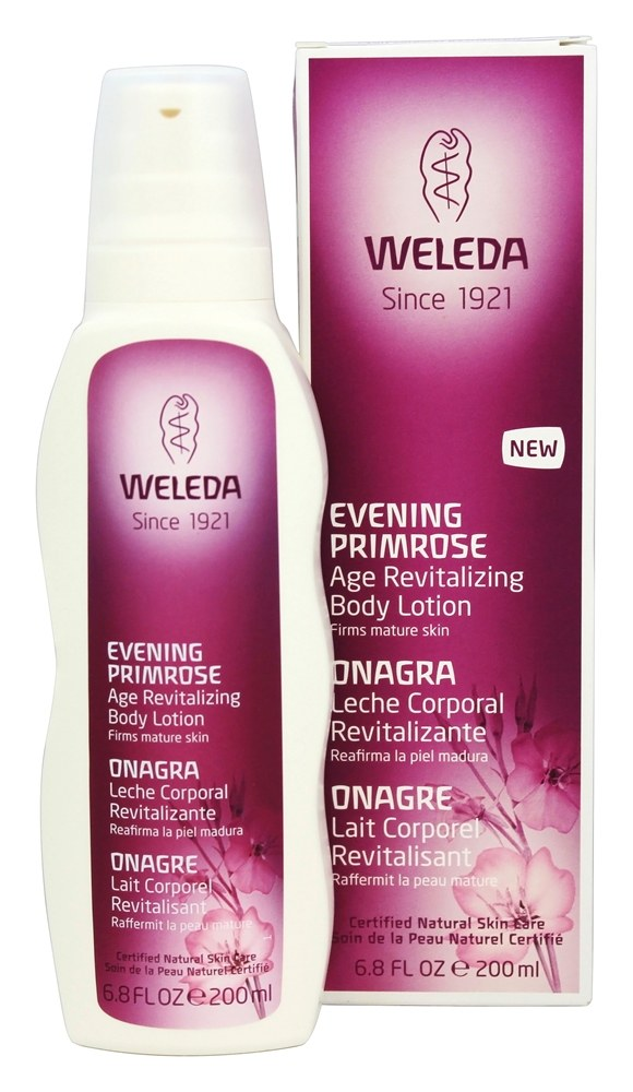 Weleda - Evening Primrose Age Revitalizing Body Lotion - 6.8 oz.