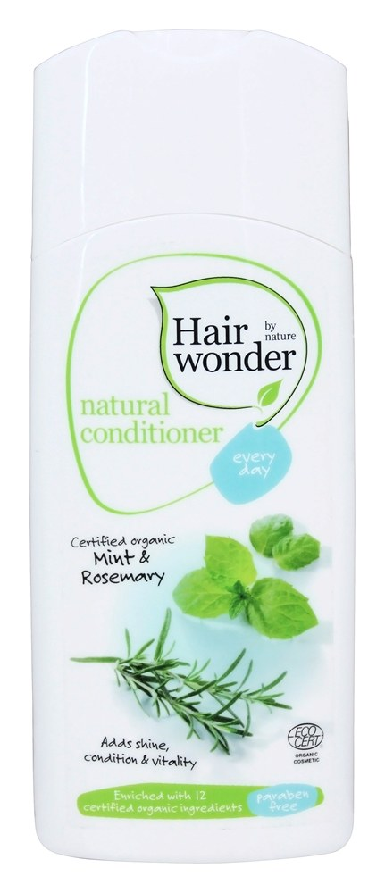 Hairwonder by Nature - Natural Conditioner Every Day Mint & Rosemary - 7 oz.