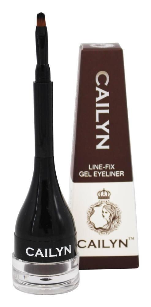 Cailyn - Line-Fix Gel Eyeliner Chocolate Mousse - 0.14 oz.