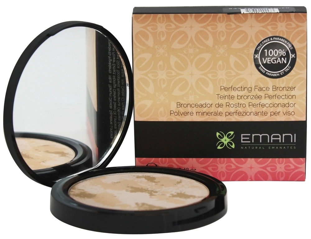 Emani - Perfecting Face Bronzer Feeling Loved - 0.42 oz.