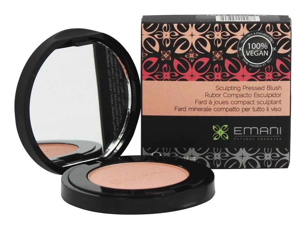 Emani - Sculpting Pressed Blush Miami Tan - 0.14 oz.