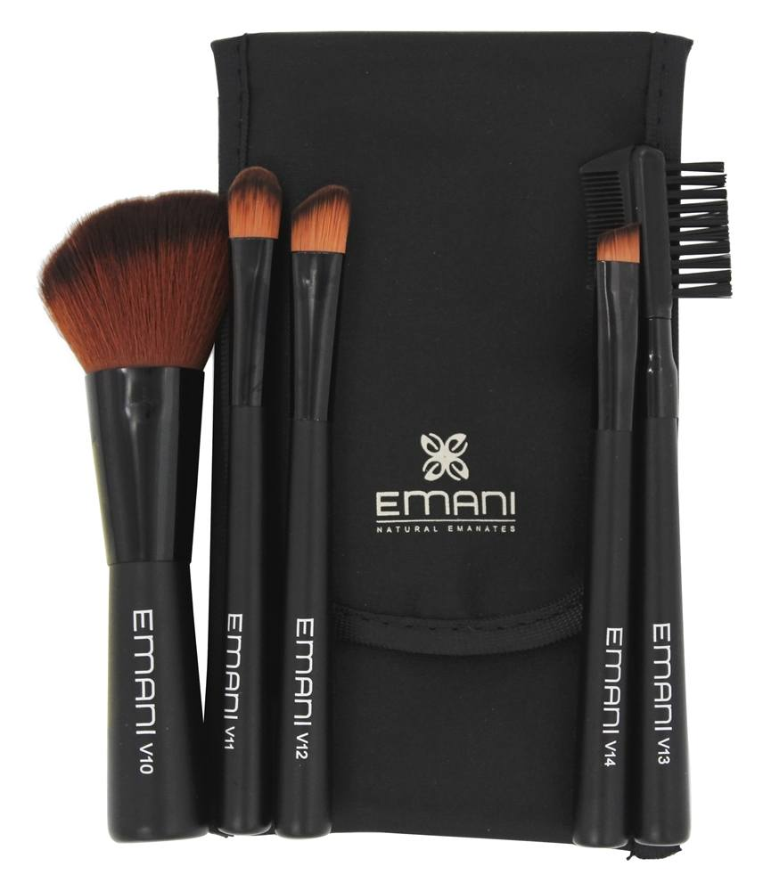 Emani - Vegan Brush Set