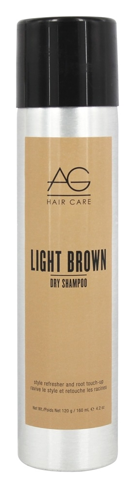 AG Hair - Dry Shampoo Light Brown - 4.2 oz.