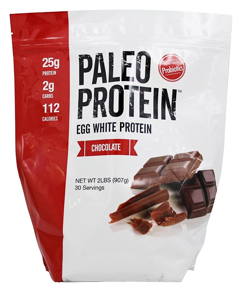 Julian Bakery - Paleo Egg White Protein Chocolate - 2 lbs.