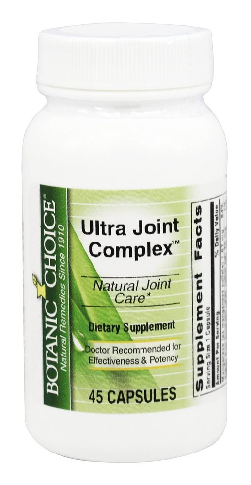 Botanic Choice - Ultra Joint Complex - 45 Capsules