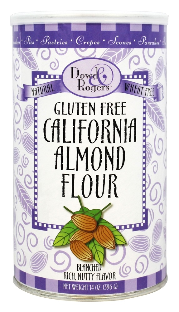 Dowd and Rogers - Gluten Free California Almond Flour - 14 oz.