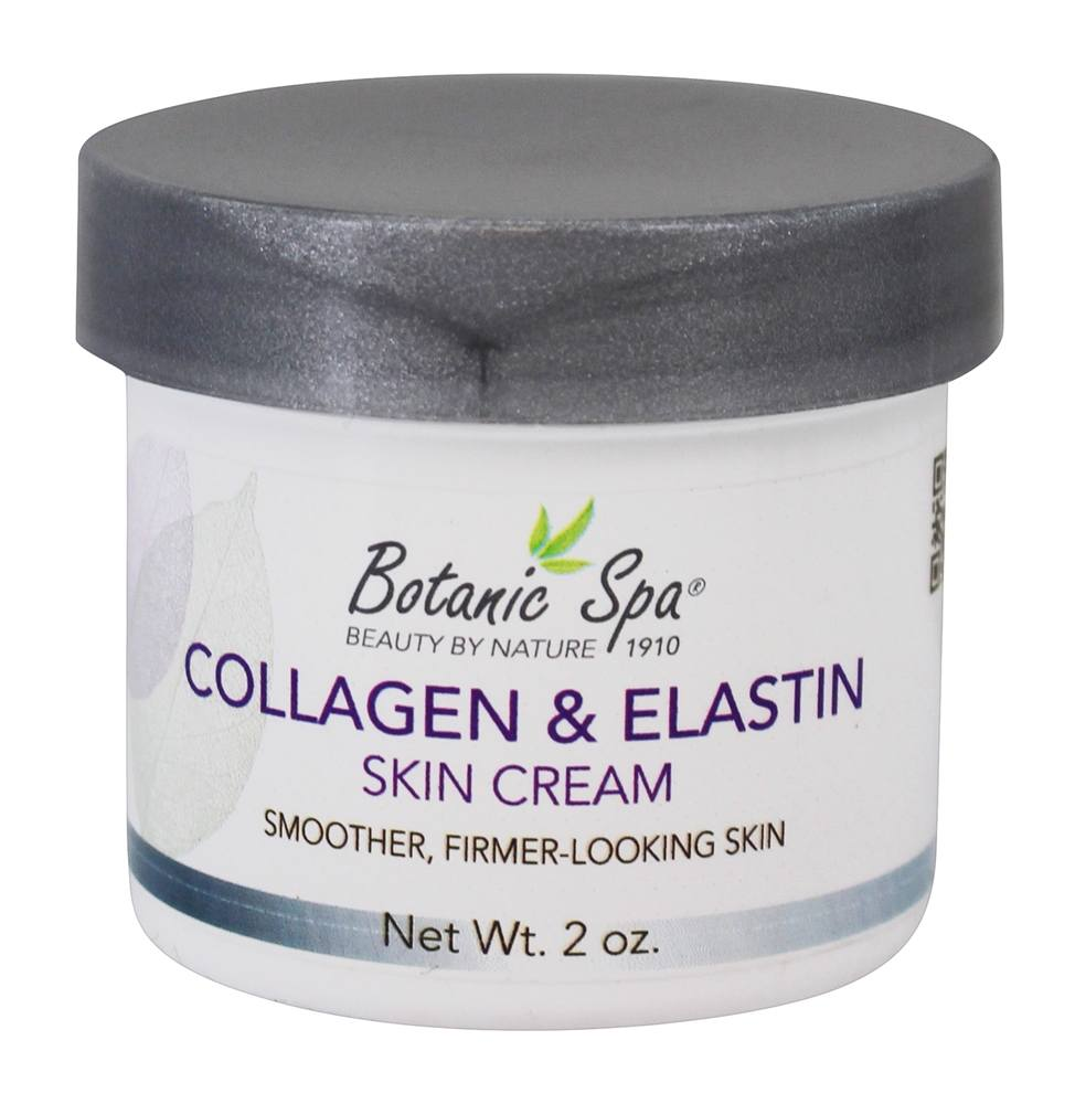 Botanic Choice - Collagen and Elastin Skin Cream - 2 oz.