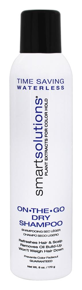 Smart Solutions - On-The-Go Dry Shampoo - 6 oz.